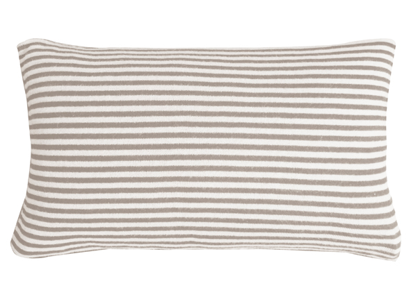 Marc O'Polo sierkussen Arvid sand/ecru 30x50