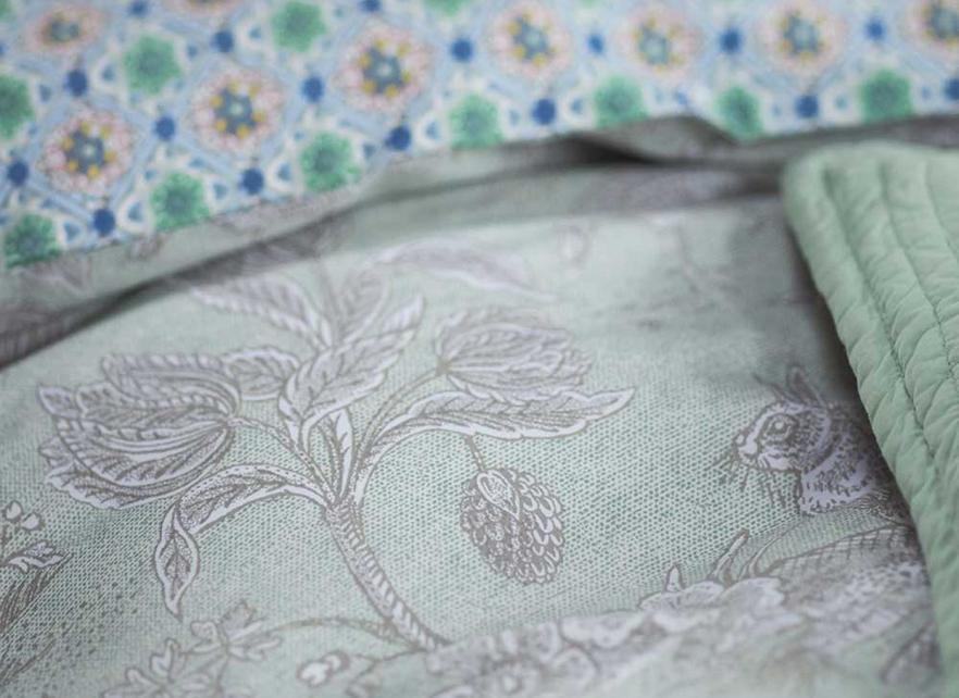 pip studio dekbedovertrek hide and seek groen. Black Bedroom Furniture Sets. Home Design Ideas