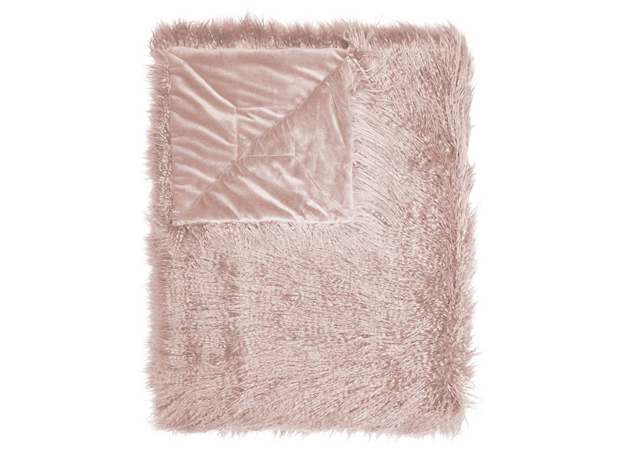 Essenza Home plaid Vita rose