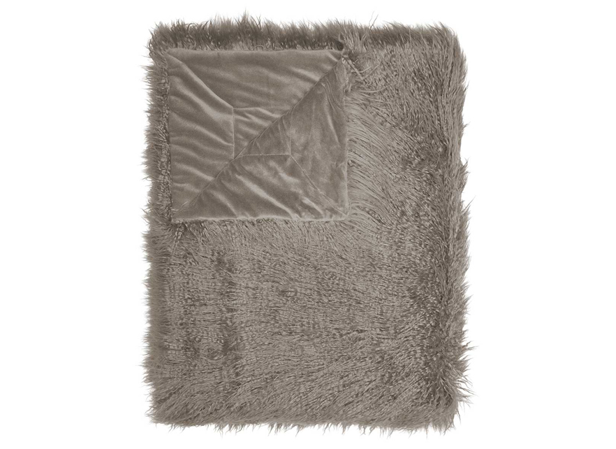 Essenza Home plaid Vita taupe