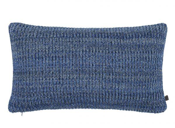 Marc O'Polo sierkussen Kuara blue 30×50