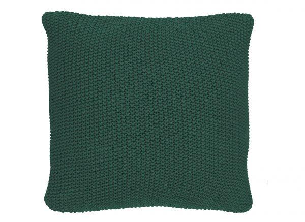 Marc O'Polo sierkussen Nordic Knit green 50×50