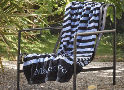 Marc O'Polo strandlaken Saburo blue