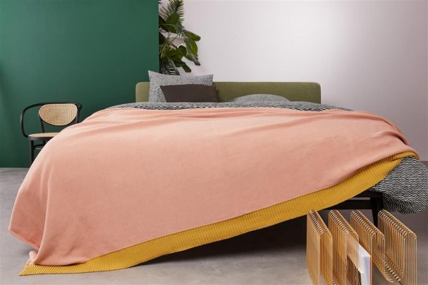 Auping sprei Troy soft pink