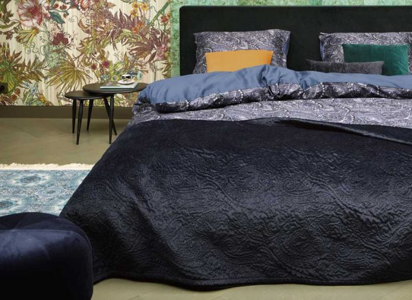 Essenza Home sprei Roeby nightblue