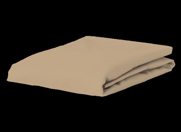 Morph Design perkal hoeslaken 200tc, khaki