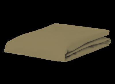 Morph Design perkal hoeslaken 200tc, olijfgroen