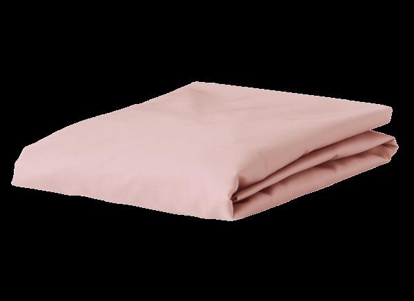 Morph Design satijn hoeslaken 300tc, roze