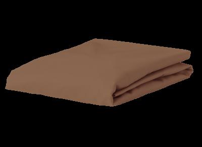 Morph Design satijn hoeslaken 300tc, nootmuskaat