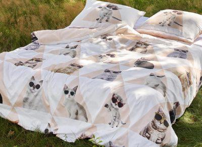 Covers & Co dekbedovertrek Cool Cats