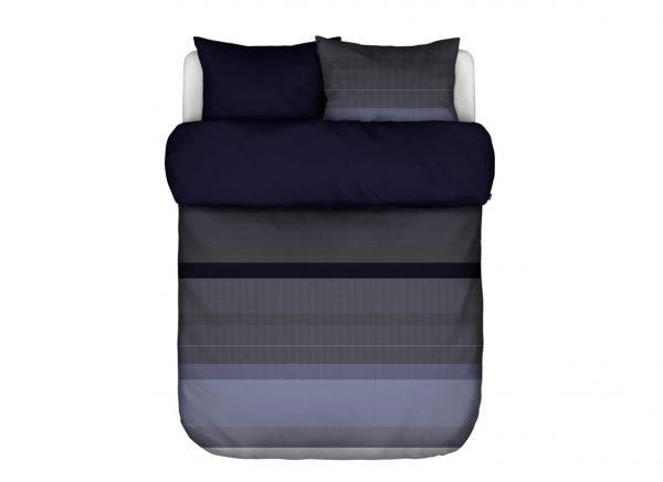 Marc O'Polo dekbedovertrek Kiya indigo blue