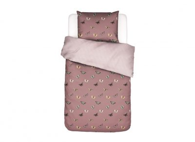 Covers & Co dekbedovertrek Papillon dusty pink