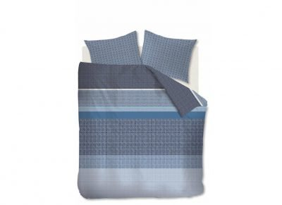 Beddinghouse dekbedovertrek Birger blue