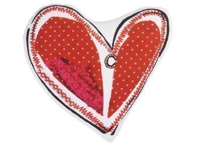 Beddinghouse sierkussen Heart Dots