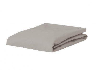Bella Donna Jersey hoeslaken, licht grijs 0703