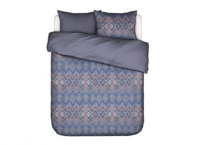 Essenza Home dekbedovertrek Fabienne blue granite