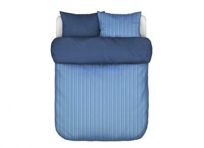 Marc O'Polo dekbedovertrek Jarna blue