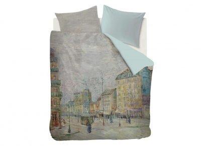 Beddinghouse x Van Gogh Museum dekbedovertrek Boulevard Grey