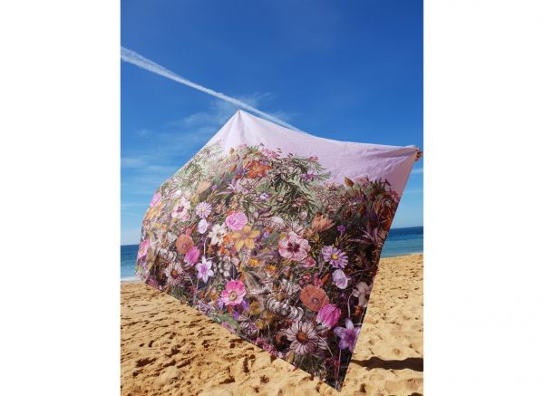 Essenza Home strandlaken Annelinde lilac