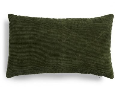 Essenza Home sierkussen Billie dark green