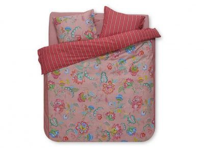 Pip Studio dekbedovertrek Jambo Flower pink