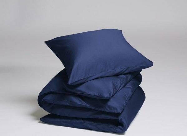 Yumeko dekbedovertrek satijn night blue