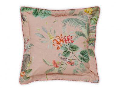Pip Studio sierkussen Floris pink 45×45