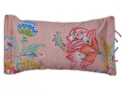 Pip Studio sierkussen Jambo Flower pink 35×60