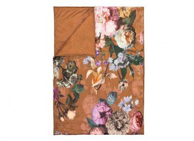 Essenza Home sprei Fleur leather brown