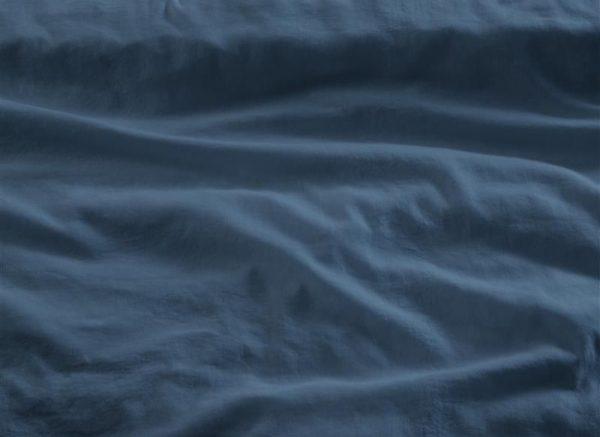 At Home dekbedovertrek Easy blue