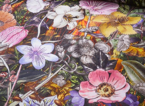 Essenza Home dekbedovertrek Annelinde lilac