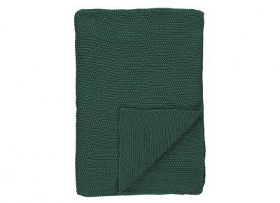Marc O'Polo plaid Nordic Knit green