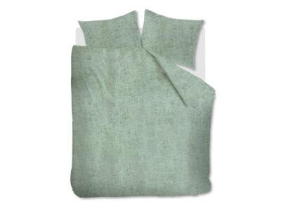 Beddinghouse dekbedovertrek Frost grey green