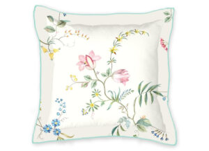 Pip Studio sierkussen Fleur Grandeur white 45×45