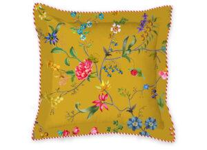 Pip Studio sierkussen Petites Fleurs yellow 45×45