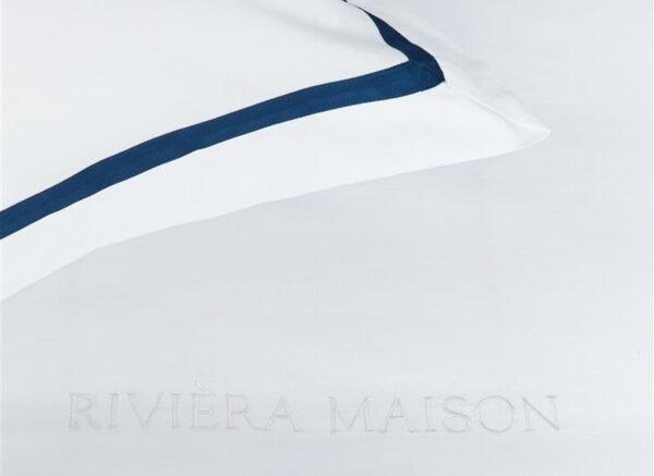 Riviera Maison dekbedovertrek Oasis white
