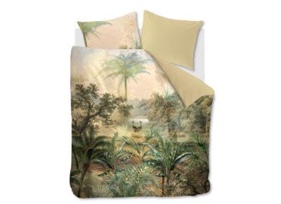 Beddinghouse dekbedovertrek Panoramic groen