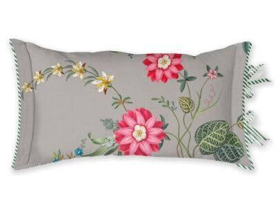 Pip Studio sierkussen Petites Fleurs khaki 35x60