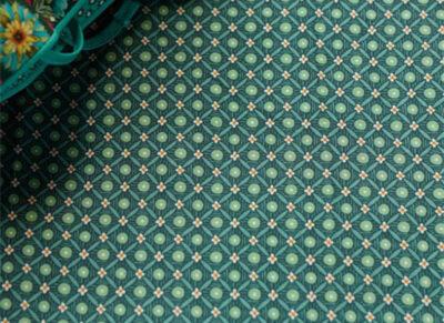 Pip Studio hoeslaken Startile green