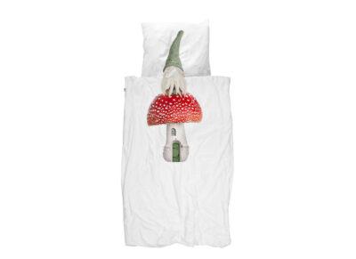 Snurk dekbedovertrek Gnome Homeboy