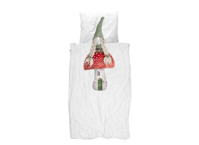 Snurk dekbedovertrek Gnome Homegirl