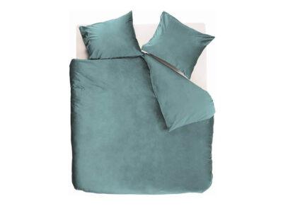 At Home by BeddingHouse dekbedovertrek Tender blue green